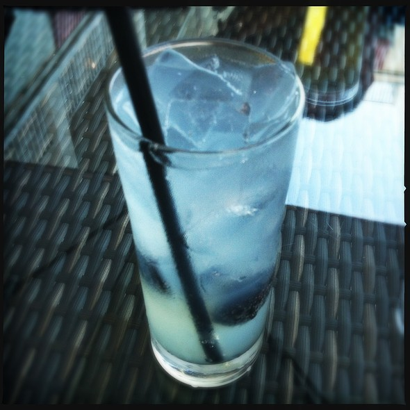 Pear-Berry Lemonade - Lakeside Bar + Grill, Celebration, FL