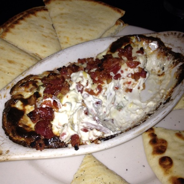 Bacon Brie And Artichoke Dip