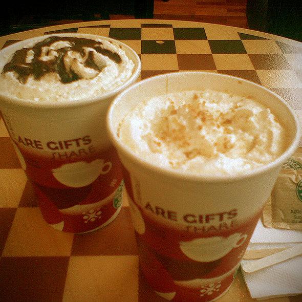Mocca Praliné @ Starbucks