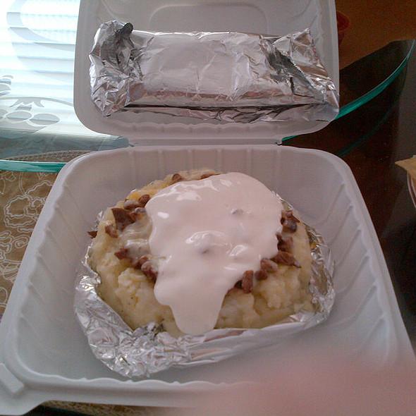 Super Papas Tacos @ El Super Burrito