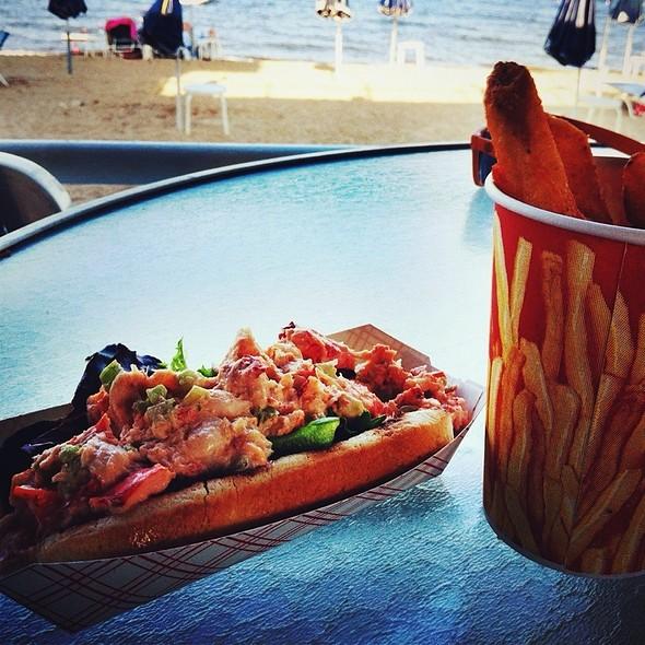 Lobster Roll (Sandwich) @ Westchester Country Club - Beach Club
