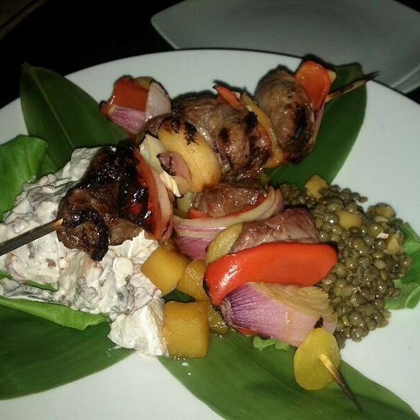 Lamb Kebab @ Buku: Global Street Food
