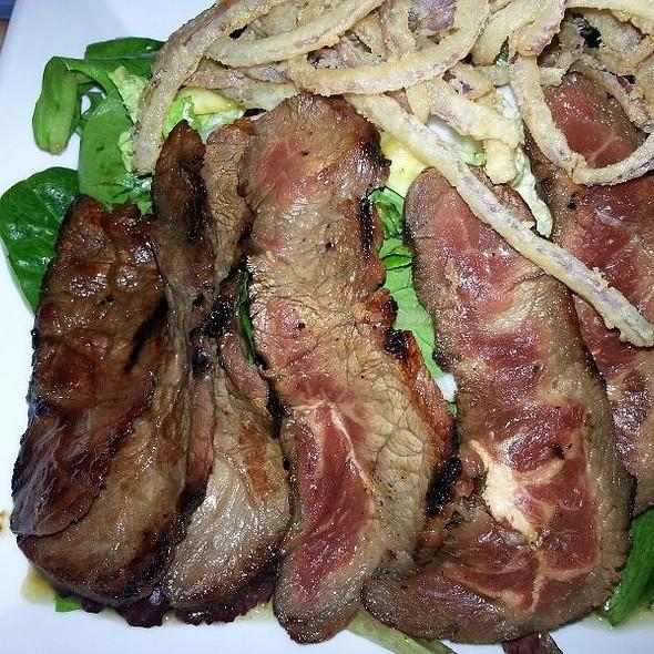 Polynesian Steak Salad - White Oak Kitchen + Drinks, Houston, TX