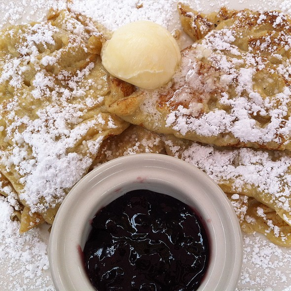 Cajun Pancakes - Big Jones, Chicago, IL