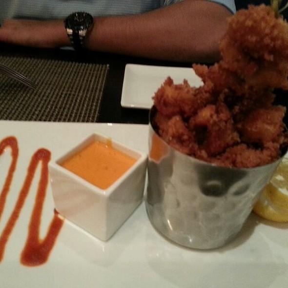 Japanese Calamari - White Oak Kitchen + Drinks, Houston, TX