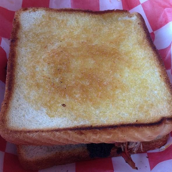 Brownie Sandwich @ Big D's BBQ