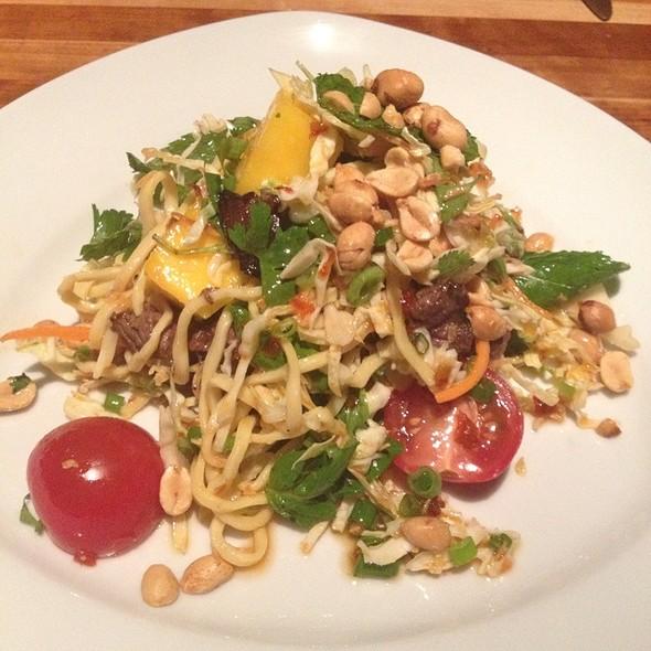 Thai Steak Salad @ Carpe Diem