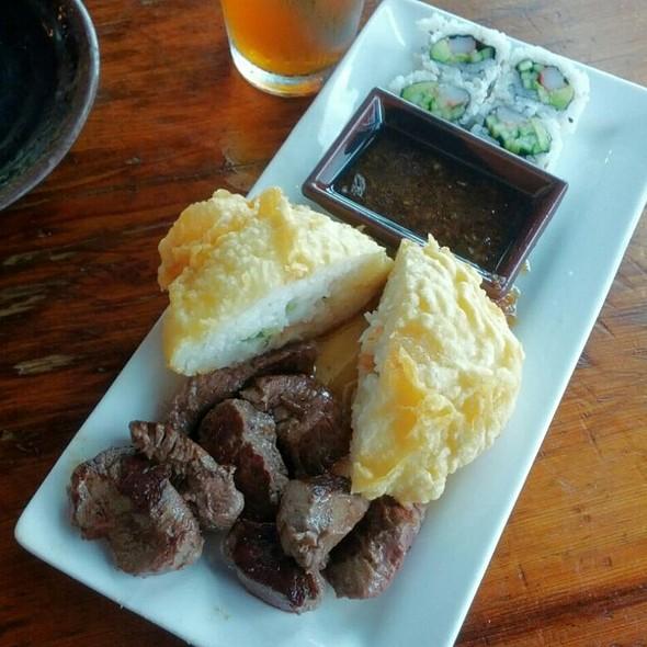 Tokyo Steak @ Souzai Sushi & Sake