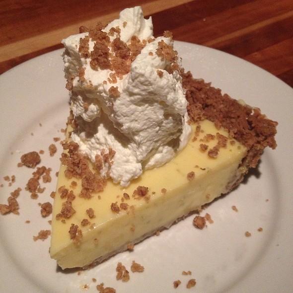 Key Lime Pie @ Hillstone Restaurant Group Inc