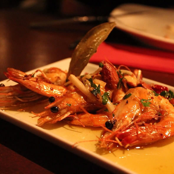 Bademli Karides @ La Pasion Restaurante Espanol