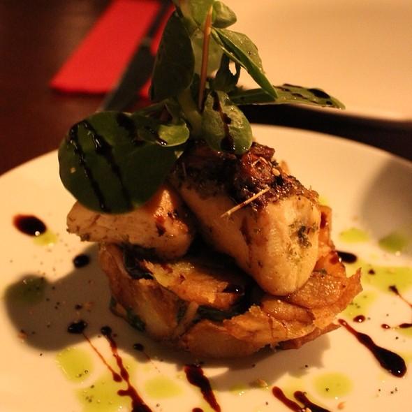 Ahtapot Izgara @ La Pasion Restaurante Espanol
