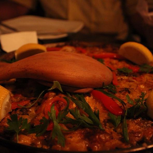 Paella @ La Pasion Restaurante Espanol
