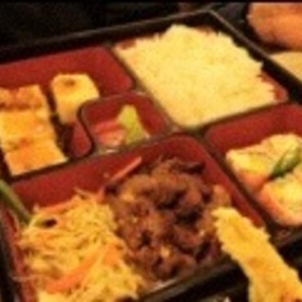 Bento Box 1 @ Sushi-Ya