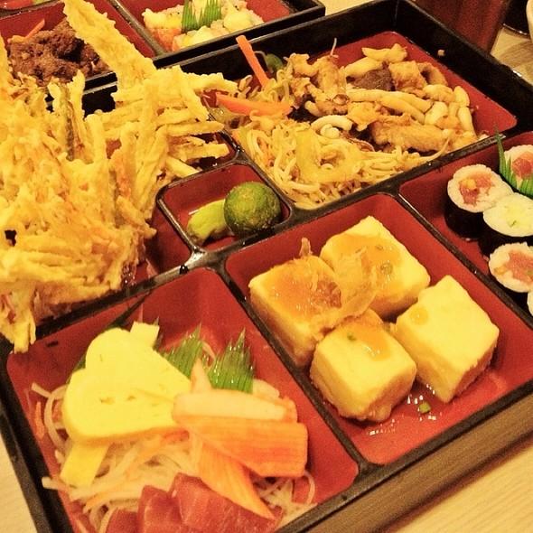Bento Box 2 @ Sushi-Ya