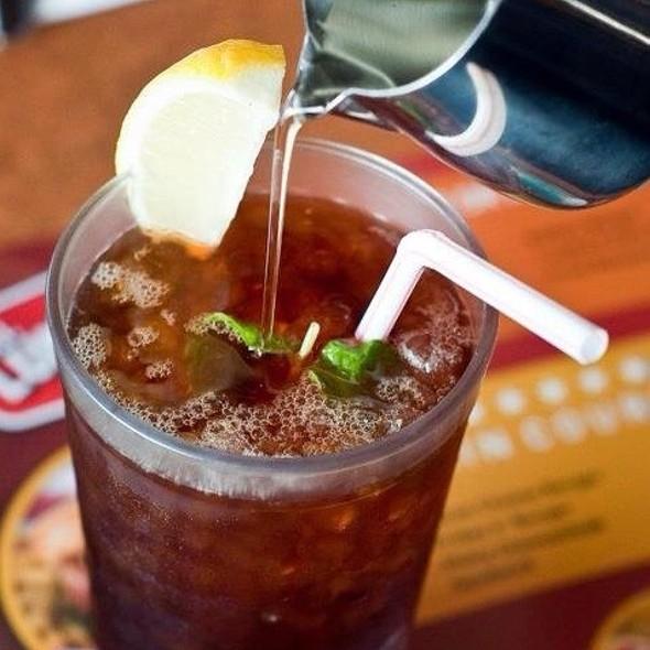 Iced tea @ T.G.I Friday's