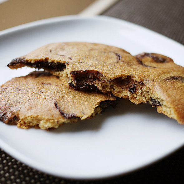 Chocolate Chunk Cookie @ Lafayette Espresso Bar + Marketplace