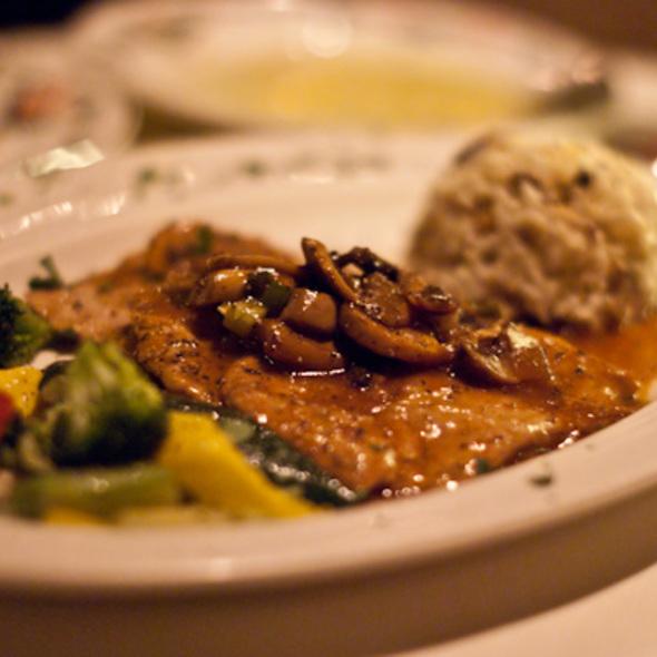Veal Marsala - Carmelo's Ristorante Italiano - Austin, Austin, TX