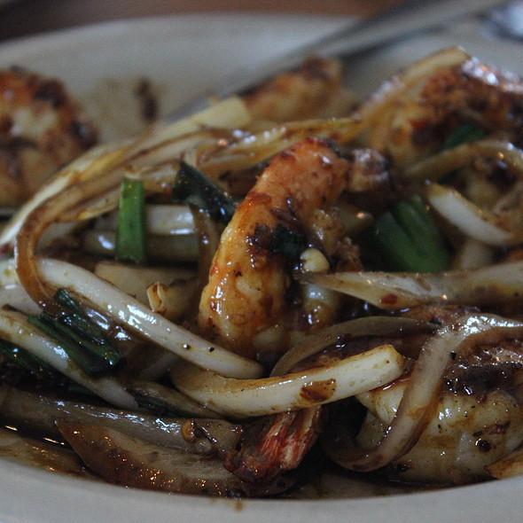 Caramelized Wild Gulf Shrimp