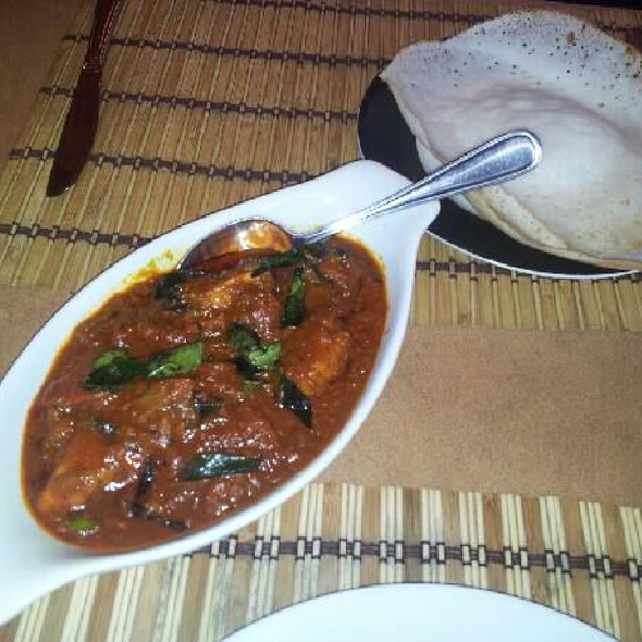 Fish Vatichathu - 630 Maroli Indian Kerala Restaurant, Toronto, ON