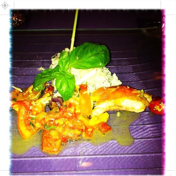 Seafood Skewers @ Kayu Manis