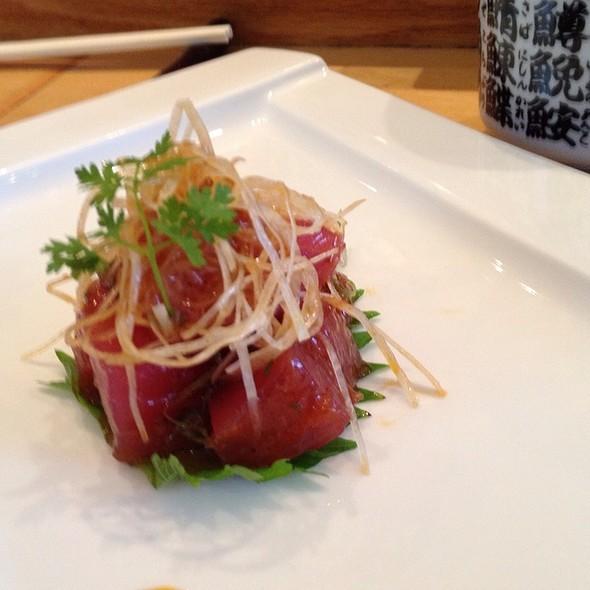 Ceviche @ Kabuto Sushi