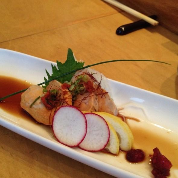 Ankimo (Monkfish Liver) @ Kabuto Sushi