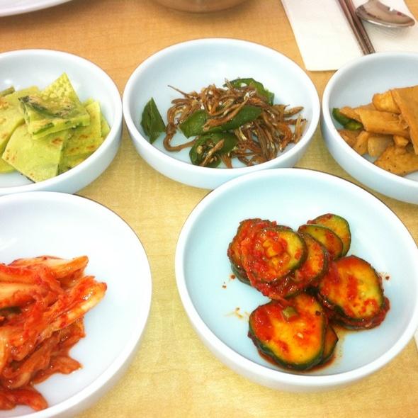 Kim\'s Kitchen Menu - Glendale, CA - Foodspotting