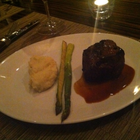 Filet Mignon @ Dallas Chop House