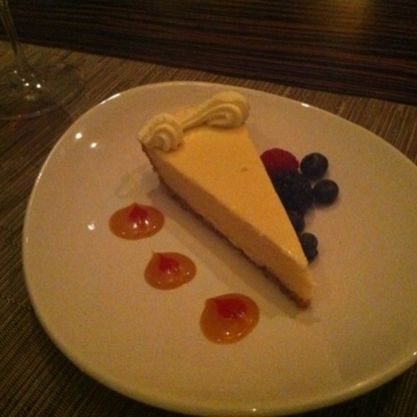 Key Lime Pie @ Dallas Chop House