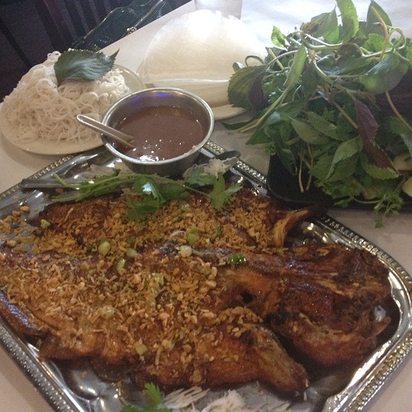 Saigon Kitchen Menu - San Jose, CA - Foodspotting