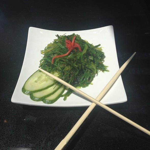 Seaweed salad @ Wasabi's