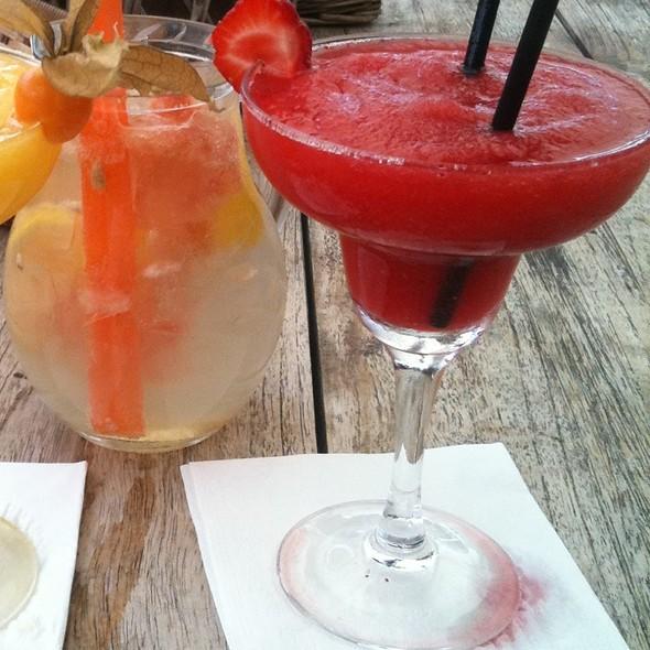 Strawberry Daiquiri @ Primi