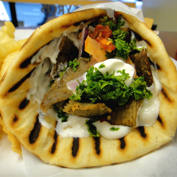 Spicy Gyro