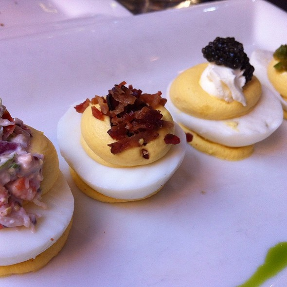 Deviled Eggs - The House in Gramercy Park, New York, NY