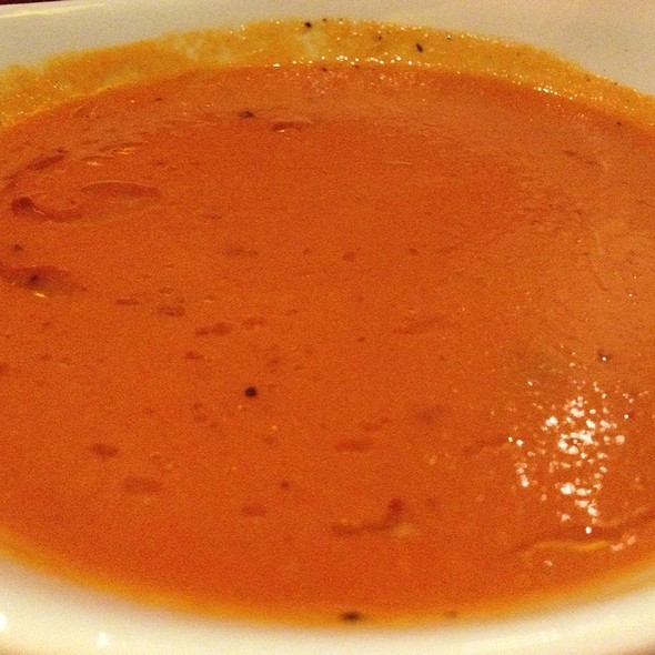 Tomato Soup - Angelique Euro Cafe, Coral Gables, FL