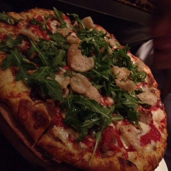 porchetta pizza @ Nicoletta Pizzeria