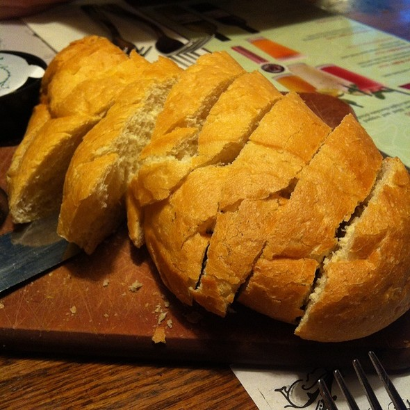 Bread @ Old Spaghetti Factory Restaurant The