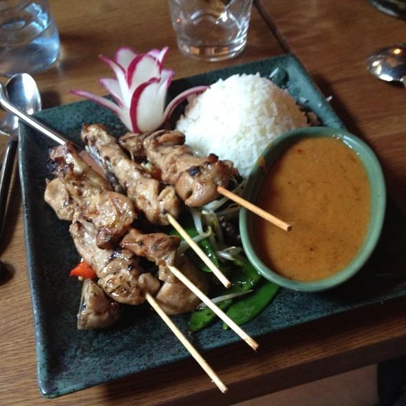 Saté @ Good Time Restaurant