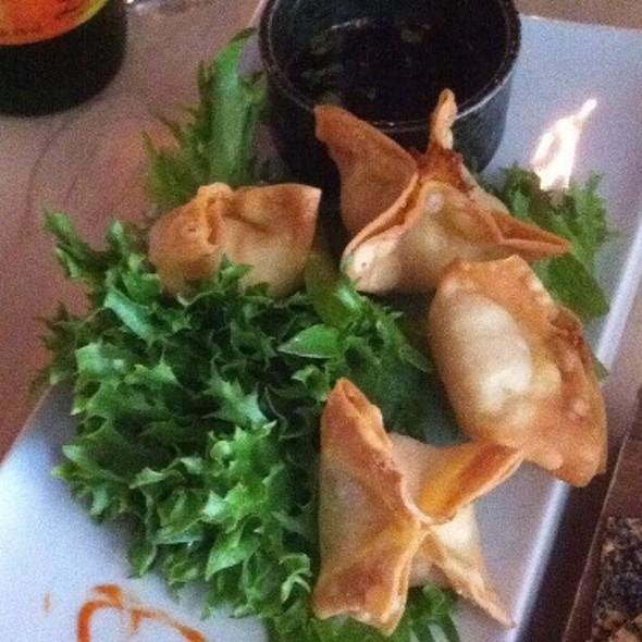 Vegetariska Dumplings @ Bistro Barbro