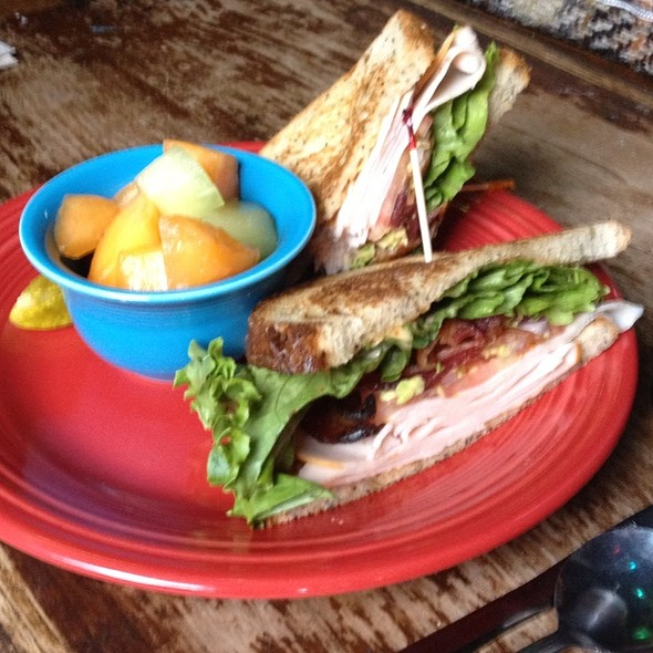 Turkey Sandwich @ Onion Creek