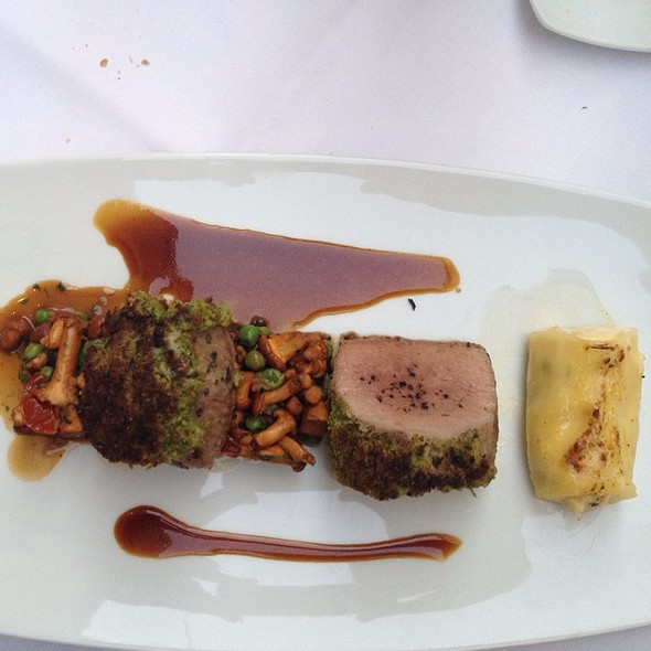 Rehbock @ Hotel Restaurant Bar Weißer Bock