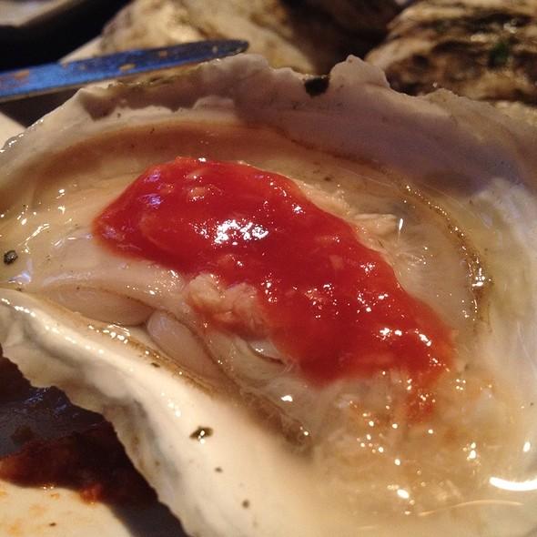 Oyster - Smorgas Chef Wall Street, New York, NY