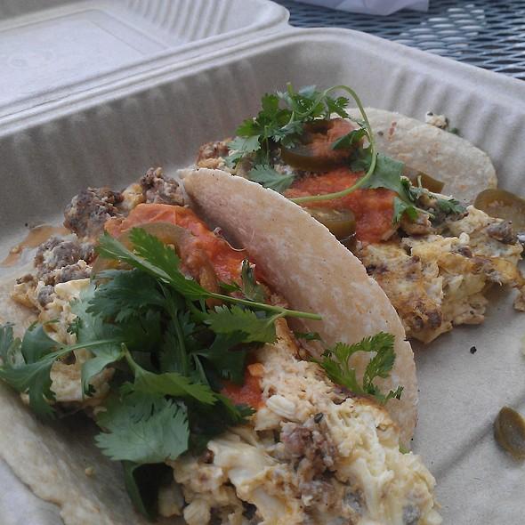 Breakfast Tacos @ Reddings Market LLC