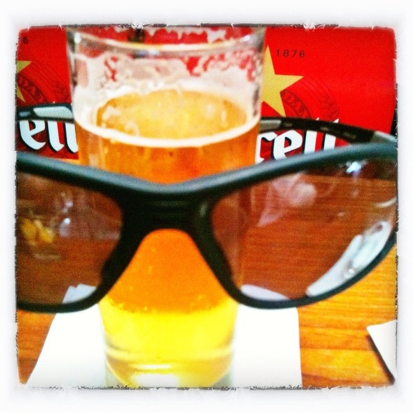 Spanish Beer  @ Costa Brava Spanish Restaurant