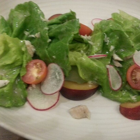 Smoked Trout Salad @ Sway