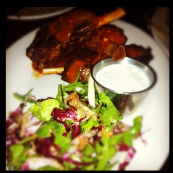 Hog Wings @ Libertine Bar