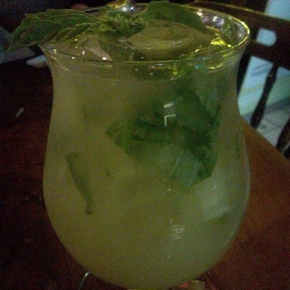 Mystery Mojito-Like-Thing
