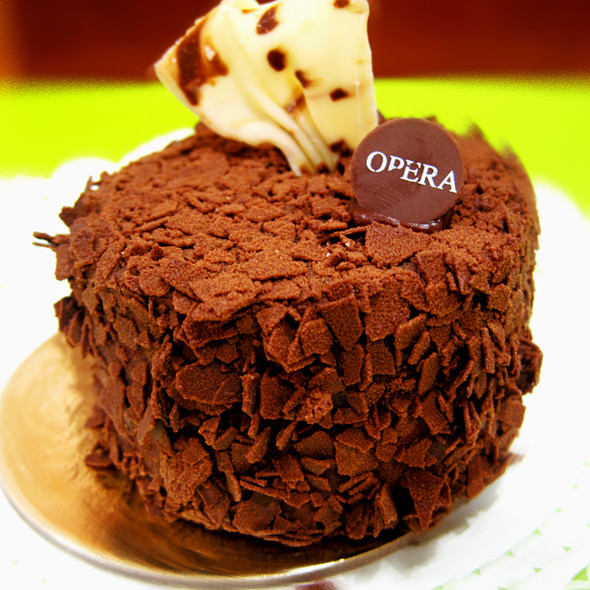 Black Forest Minature Cakes @ Opera