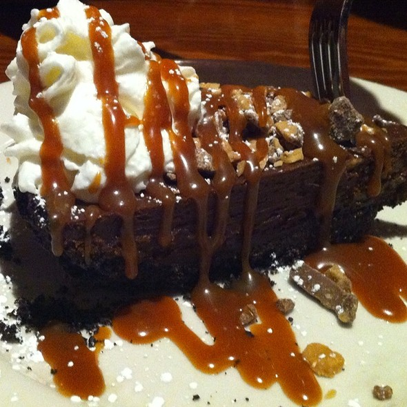 Heath Bar Pie - Atlanta Fish Market, Atlanta, GA