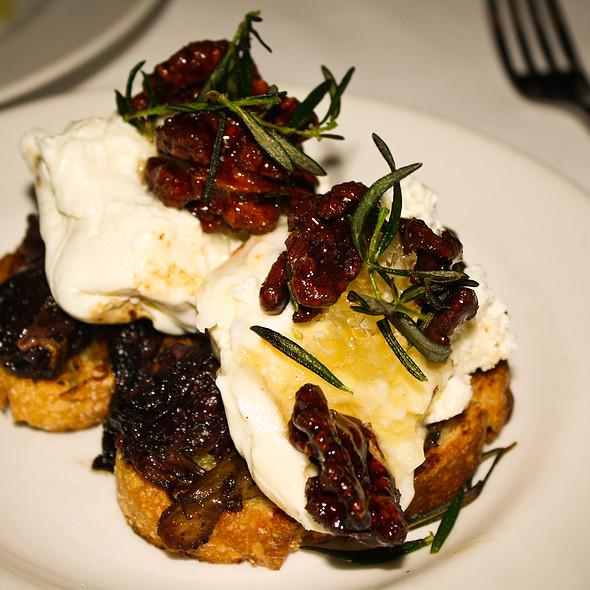 Burrata @ The Foodspotting Holiday Spotathon